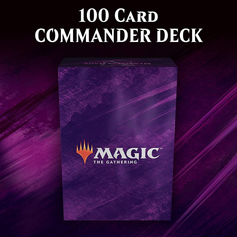 Mtg Commander 2019 Deck Merciless Rage NEW SEALED