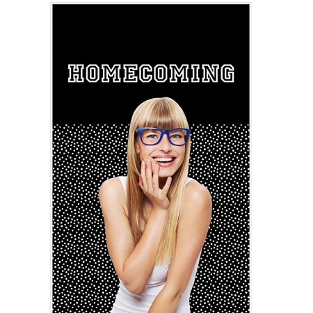 Homecoming - Football Themed School Dance Photo Booth Backdrops - 36