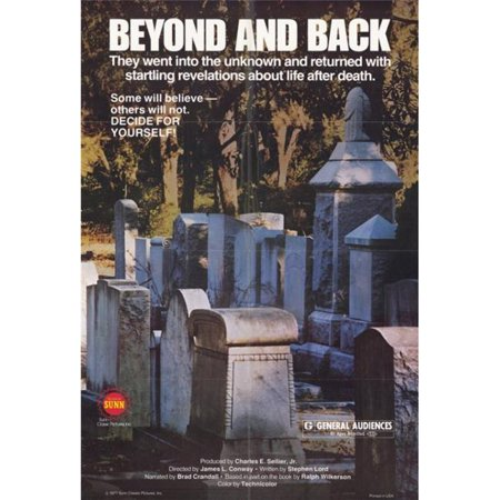 Posterazzi MOVIF7385 Beyond & Back Movie Poster - 27 x 40 in. - image 1 de 1