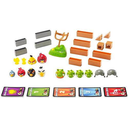 Angry Birds Mega Fling Game