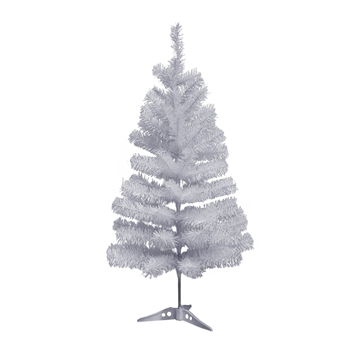 2 Ft White Christmas Tree: ALEKO CTW59H150 Snow Washed Artificial Holiday Christmas