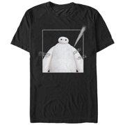 Big Hero 6 Men's Baymax Taped T-Shirt