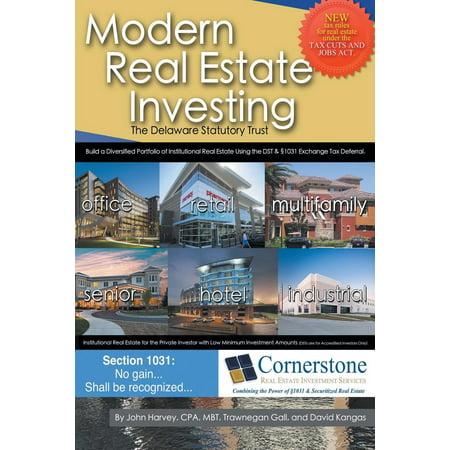 Modern Real Estate Investing: The Delaware Statutory Trust (Shopping Mall Delaware)