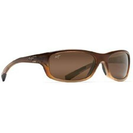8c537e1e31 Maui - Maui Jim Kipahulu Polarized Sunglasses Redfish / HCL Bronze One Size  - Walmart.com