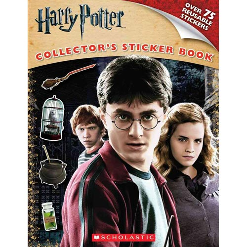 Harry Potter Collector's Sticker Book