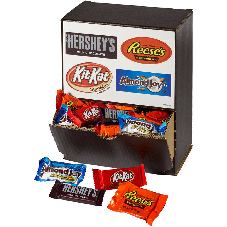 Hershey's Assorted Snack Size Candy Bars, 90 count, 47.76 oz - Online Only