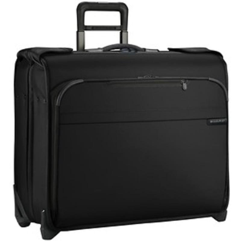 Briggs & Riley Baseline Deluxe Wheeled Garment Bag - Black (U176-4)