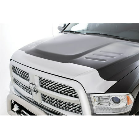 Silverado 2500 Lund Hood Bug - Lund 15-17 Chevy Silverado 2500 Hood Defender Chrome Hood Shield - Chrome