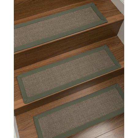 Naturalarearugs Handcrafted Portal Sisal Carpet Stair