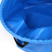 ABEDOE Outdoor Multifunctional Folding Camping Fishing Bucket Portable Collapsible Bucket