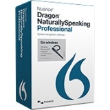 NUANCE Dragon NaturallySpeaking v.13.0 Professional Wirel...