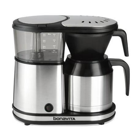 Bonavita BV1500TS 5-Cup Coffee Maker with Thermal Carafe