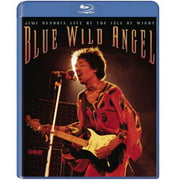 Jimi Hendrix: Blue Wild Angel Live At The Isle Of Wight (Music Blu-ray) by