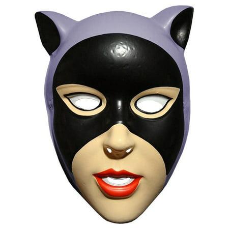 Cat Woman Mask Child Costume Mask