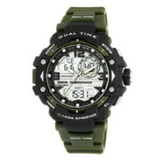 Armitron Men's Showcase Casual Watch, Resin Band