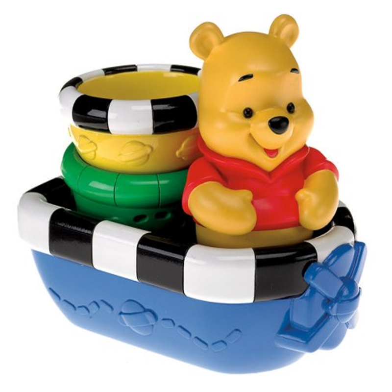 Pooh Bath Boat - Fisher Price