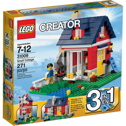 LEGO Creator Small Cottage Play Set