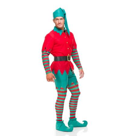 Halloween Elf Adult Costume