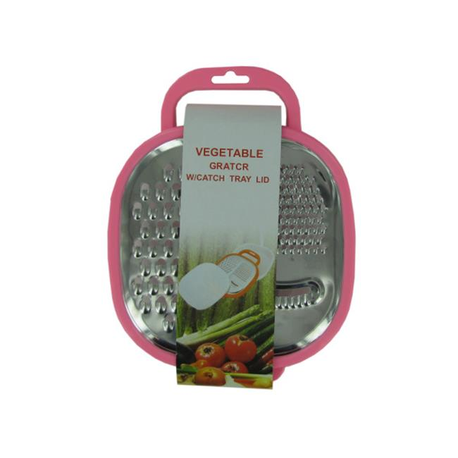 Bulk Buys OB375-12 Grater With Catch Tray