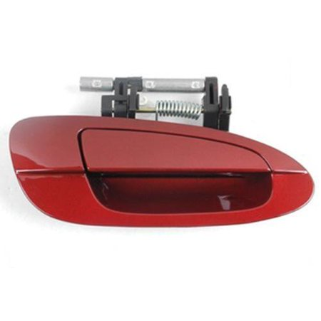 B3782 sparkle red a15 02 08 nissan altima front right for 02 nissan altima door handle
