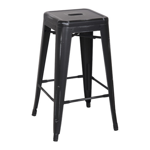 New Pacific Direct Metropolis Metal Backless Counter Stool (Set of 4)