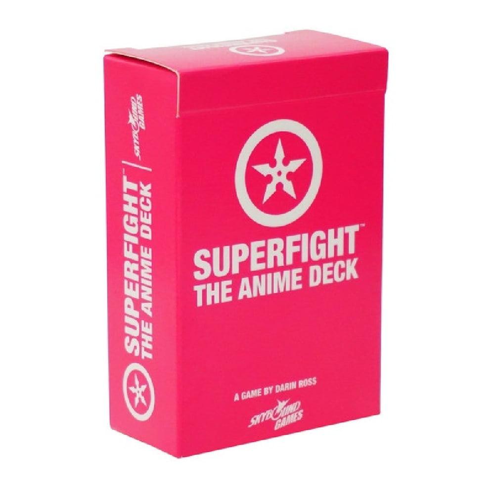 Superfight: Pink (Anime) Deck