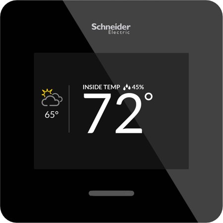 Wiser Air Smart Thermostat, No Hub Required