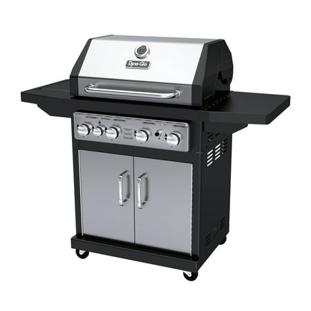 Dyna-Glo 4 Burner Stainless LP Gas Grill