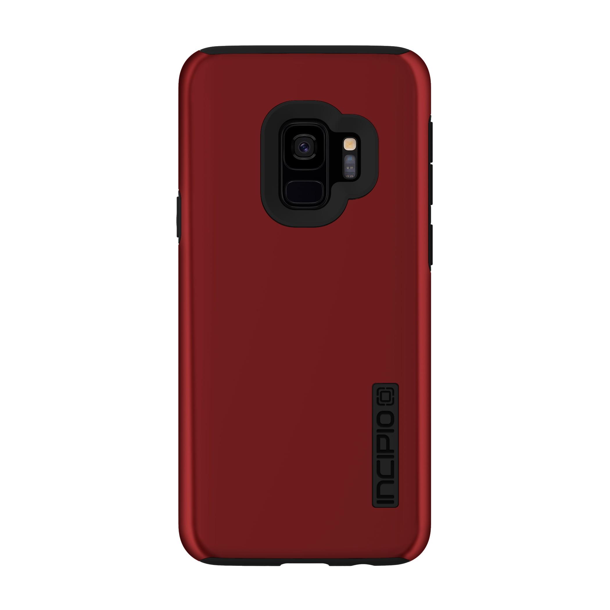 Incipio DualPro Case for Samsung GS9 - Iridescent Red / Black