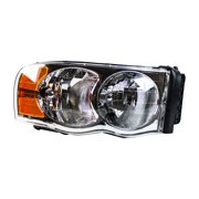 TYC SAE/DOT Approved Headlight Assembly