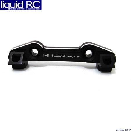 Hot Racing FVE08R01 Aluminum One-Piece Hinge Pin Brace (Rear Brace - Front Susp)