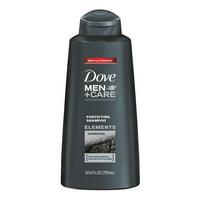 Dove Men+Care Shampoo Charcoal 20 oz