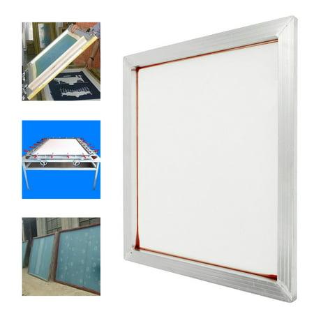 Matthews Silk Frame (24''x20'' Aluminum Silk Screen Printing Press Screens Frame With 160 Mesh)