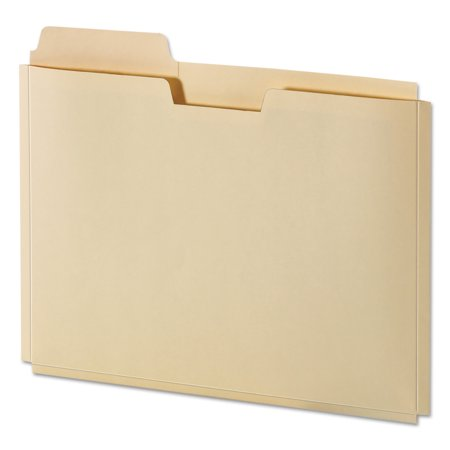 Pendaflex Expanding File Folder Pocket, Letter, 11 Point Manila, 10/Pack