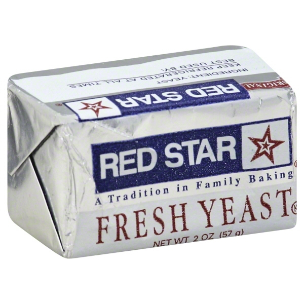 Lesaffre Yeast Red Star  Yeast, 2 oz