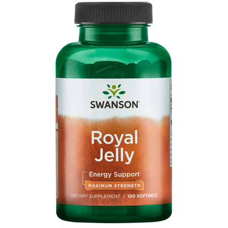 Swanson Royal Jelly - Maximum Strength 333.33 mg 100
