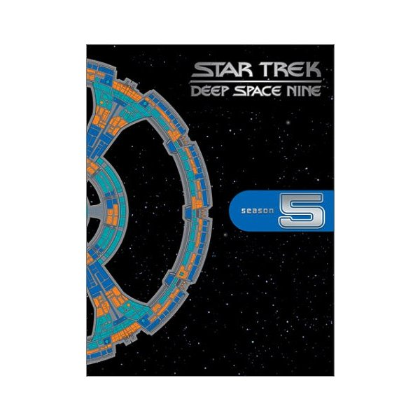 Star Trek Deep Space Nine The Complete Fifth Season by PARAMOUNT HOME VIDEO