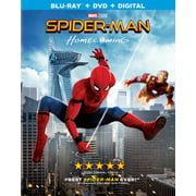 Spider-Man: Homecoming (Blu-ray + DVD)