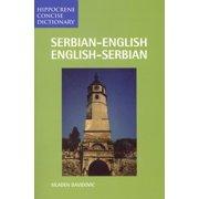 Hippocrene Concise Dictionary: Serbian/English-English/Serbian Concise Dictionary (Paperback)