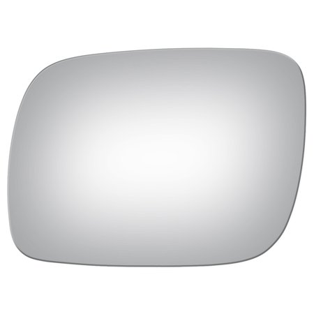 Burco 4020 Left Side Power Replacement Mirror Glass for 04-06 Volkswagen Touareg