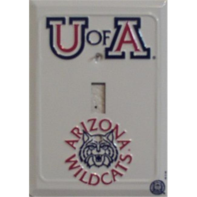 AZ UA University of Arizona Wildcats Light Switch Covers (single) Plates LS10999