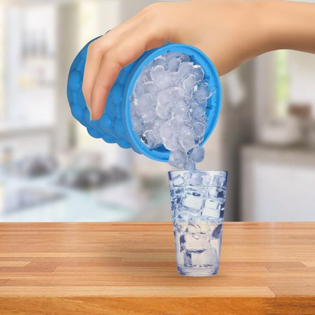Space Saving Silicone Ice Cube - Tupperware Ice