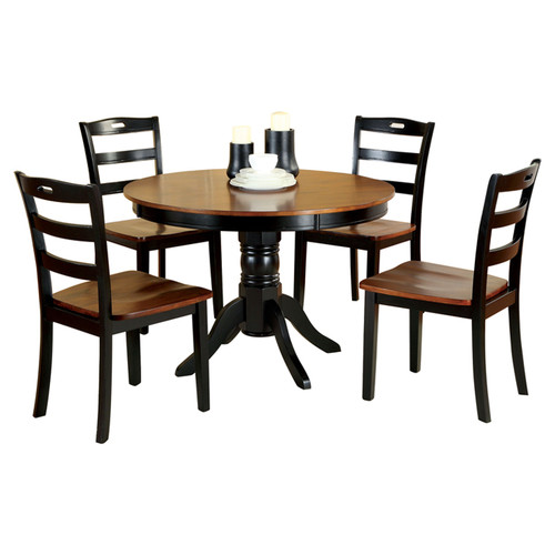 Hokku Designs 5 Piece Dining Room Set by Enitial Lab