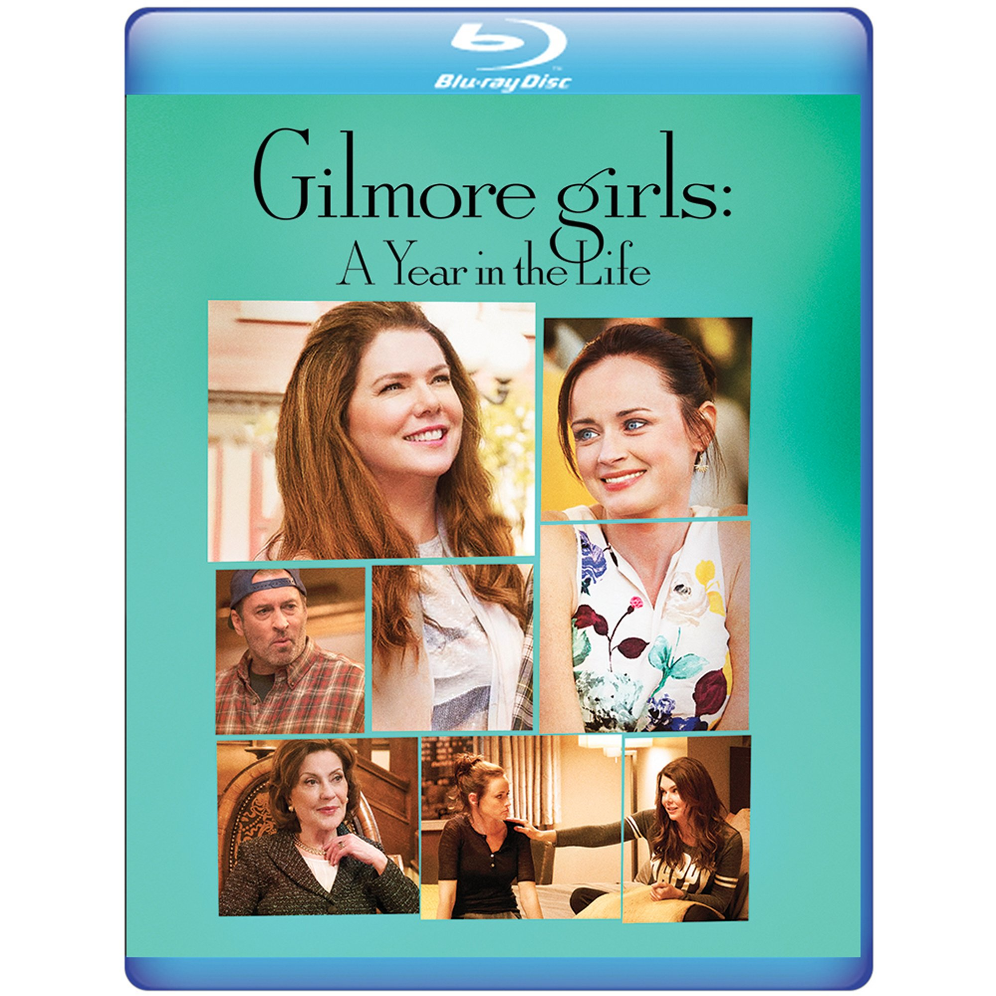 Gilmore Girls: A Year in the Life (Blu-ray)