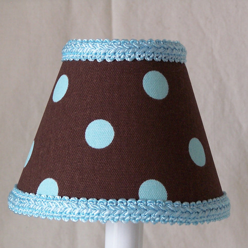 Silly Bear Lighting Dotty Dots Table Lamp Shade