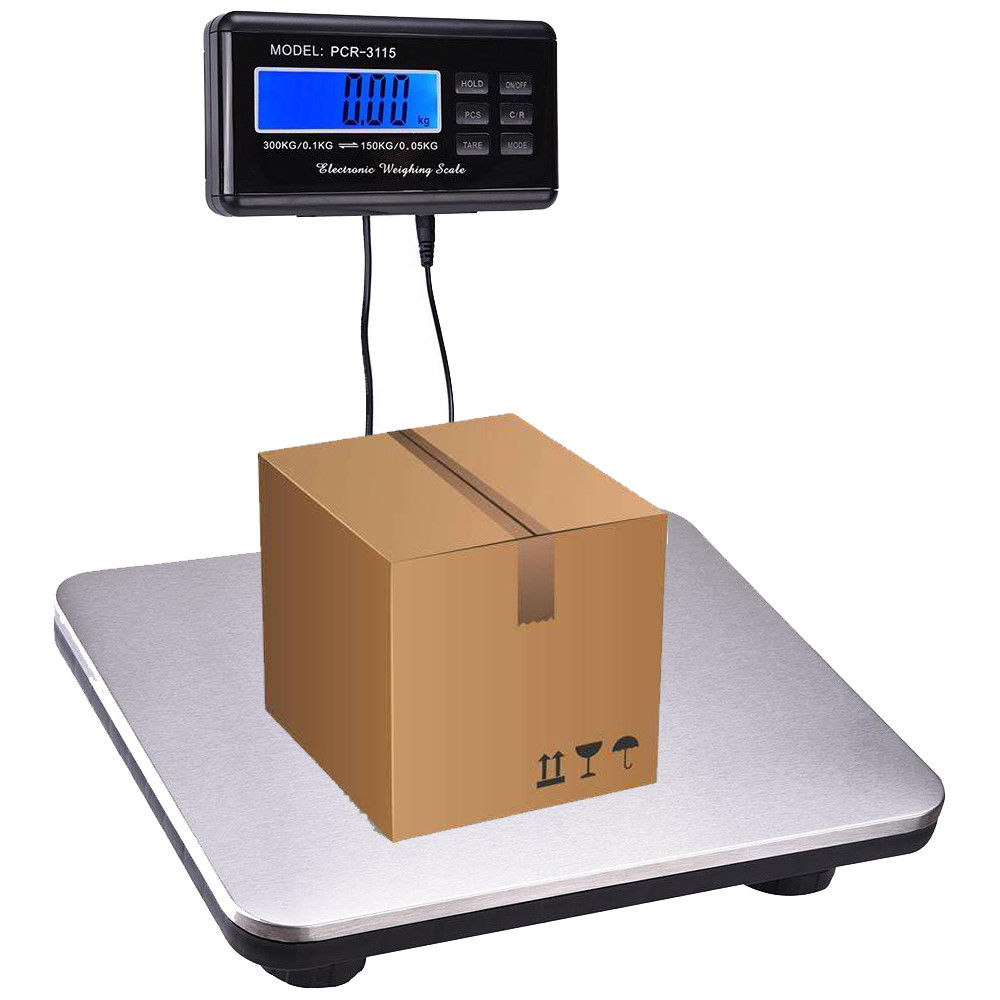 Ktaxon 660lbs Shipping & Postal Scale, Heavy Duty Digital USPS UPS Post Office Floor Bench Weight Scale,... by Interfave