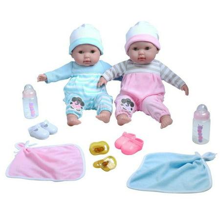 JC Toys Berenguer Boutique Twins 15