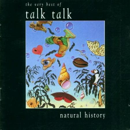 Natural History: Very Best of Talk Talk (CD)