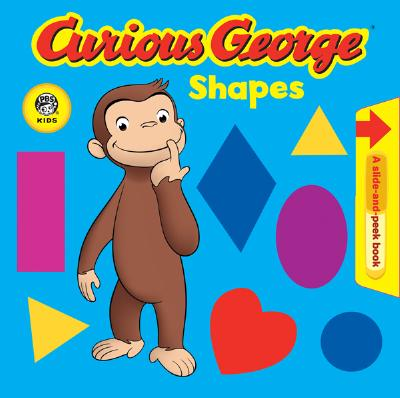 Curious George Shapes (Board Book)