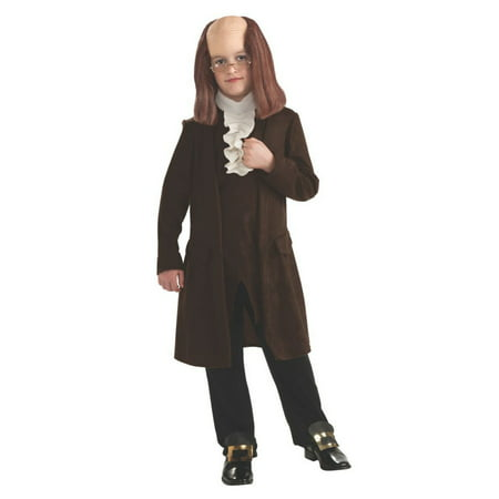 Halloween Benjamin Franklin Child - Franklin Street Halloween